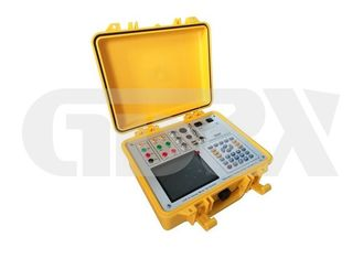 ZXDN-3A 0.05 Class Electrical Power Calibrator For Energy Meter Calibration , Electric Parameter Test