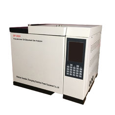 Transformer Oil Dissolved Gas Analyzer Gas Chromatograph with Color LCD Screen